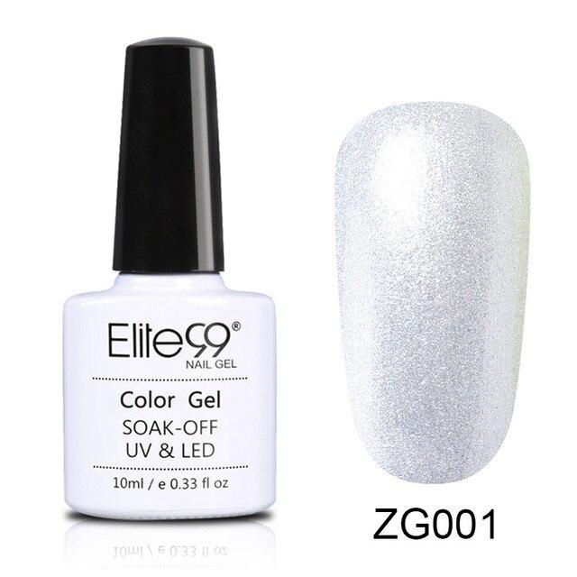 Elite99 10 ml Glitter Nagel Gel