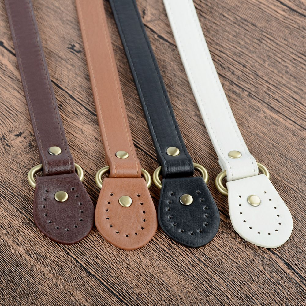 Replacement Women Girls PU Leather Bag Handle Strap Belt Shoulder Bag Parts Accessories Buckle Belts