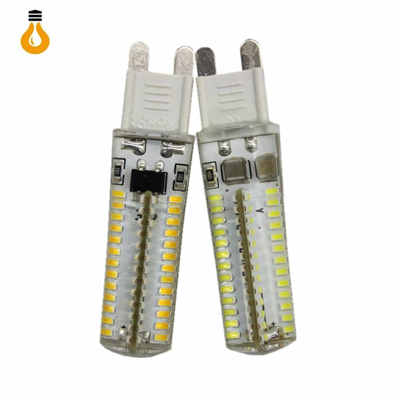 3014 SMD 2835 Lampada LED G4 G9 12V 220 V Lamparas Bombillas Lampu LED Bulb 3W 5W 9W 12 W Lampu Tabung Pencahayaan Rumah Lampu Gantung