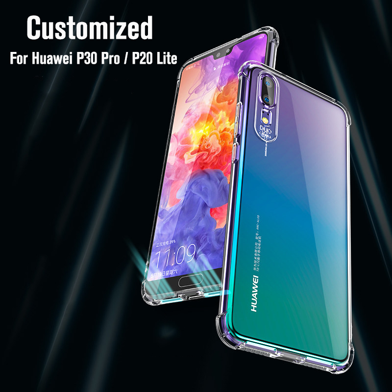 Shockproof Case For Huawei P20 P30 P10 Lite Mate 20 10 Pro P Smart 2019 Cases For Honor 9 10 Lite v10 Nova 3 3i 2i 3E Back Cover
