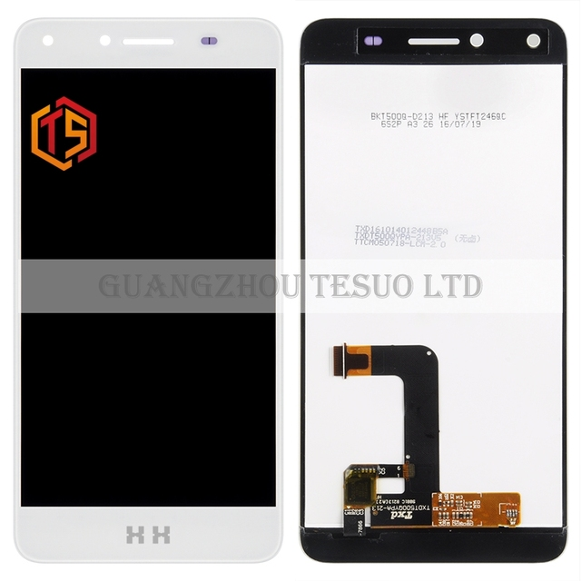 "30% DISCOUNT NEW HH Y5-2 LCD For Huawei Y5II Y5-2 CUN-U29 LCD Display 5.0"" Touch Screen Digitizer Assembly 1pcs with tools"