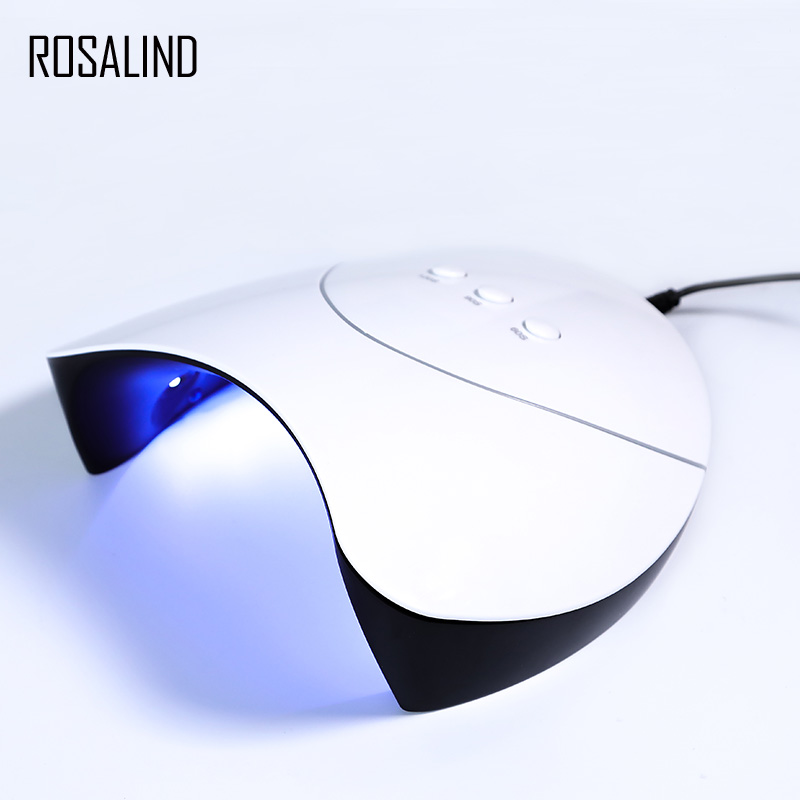 ROSALIND Nail Dryer Tool UV Led Lamp 36W Machine Manicure for Curing 60/90/120S Gel Nail Varnishes USB Connector Nails Art DryerROSALIND Nail Dryer Tool UV Led Lamp 36W Machine Manicure for Curing 60/90/120S Gel Nail Varnishes USB Connector Nails Art Dryer
