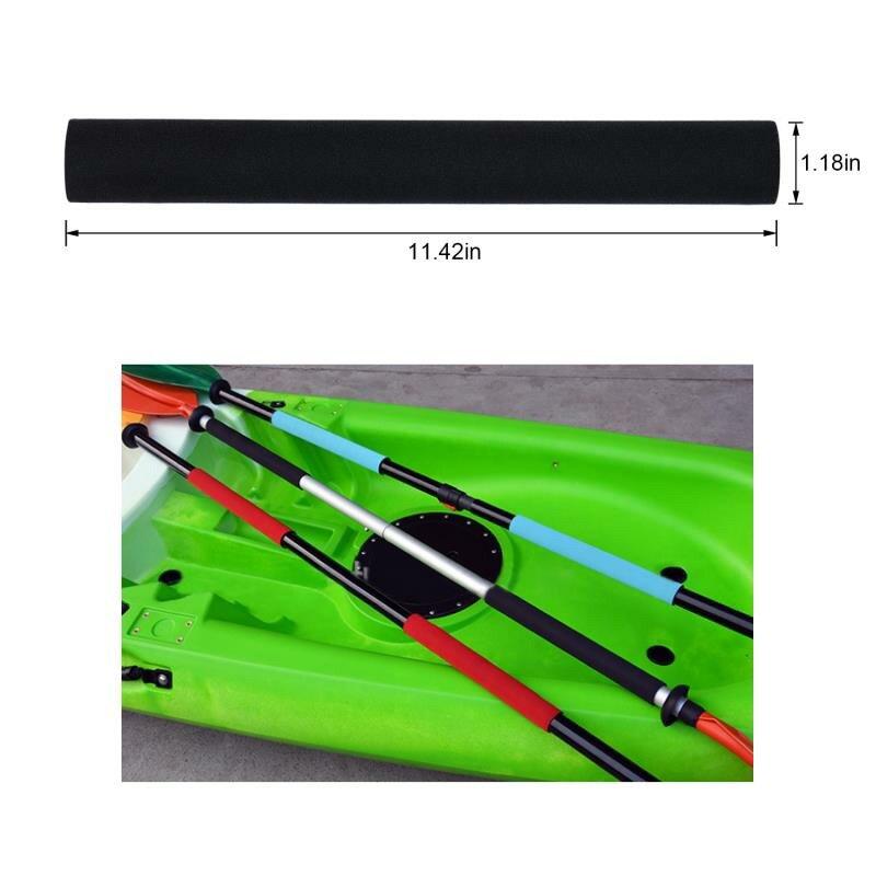 Prevent Blisters Paddle Grips Neoprene Colorful Kayak Oar Holder Rowing