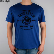 House Targaryen Fire and Blood T-Shirt for Men – 17 Colors Available