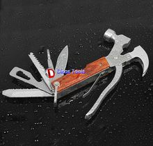 Family car safety hammer broken glass lifesaving claw hammer outdoor multi-function combination tool