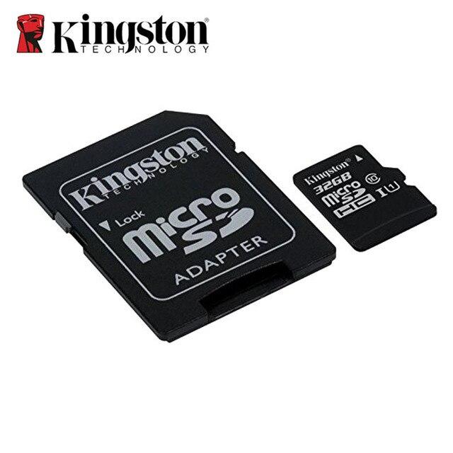 Kingston Micro SD card 16GB Memory Card 32GB 64GB MicroSD Class10 TF/SD Card 128GB 256GB 512GB 1T MicroSDHC UHS-1 for Smartphone
