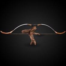 3a1f61839 30lbs arco e flecha de caça arco de tiro com arco Arco Recurvo Tradicional  Arco De Madeira de Fibra De Vidro De Carbono Setas Al..