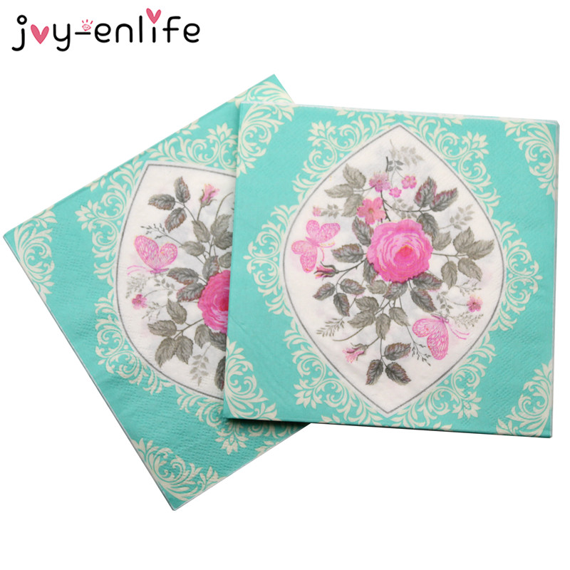 Online Buy Wholesale Beautiful Paper Napkins From China