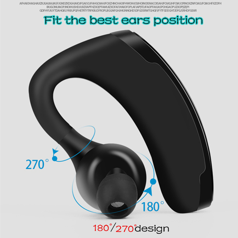 V11 business wireless bluetooth headset (7)