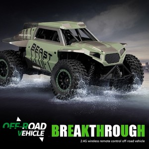 Image 4 - Haoyuan Athlon 3318 remote controlled cross country mountain bike high speed mountain off road vehicle crawler type 4 rc car