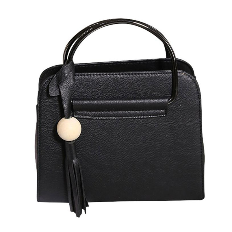 цены  New Arrive Women Leather Bag Fashion Zipper Handbag High Quality Medium Solid Shoulder Bag Summer Women Messenger bag