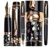 1 Piece Fountain Pen Mosaic Shells 2 Colors To Choose Kaigelu 335 Standard Pen Office School