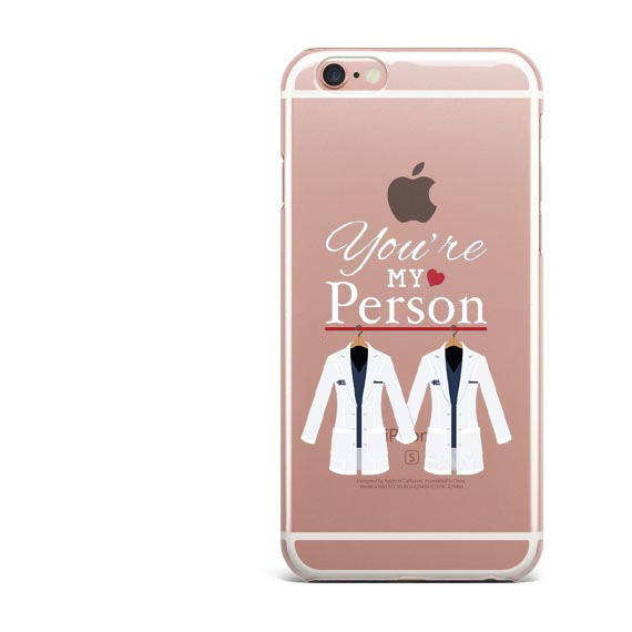 HTB1YCNhRVXXXXbVXpXXq6xXFXXXm - You're My Person Quote Personalised Grey's Anatomy Thin silicone TPU Phone Case For iphone 5 5S SE 6 6S Plus 7 7Plus 8 8Plus X PTC 271