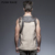 Punk Rave primavera gótico de la marca de diseño multifuncional correas bolsillo grande chaleco