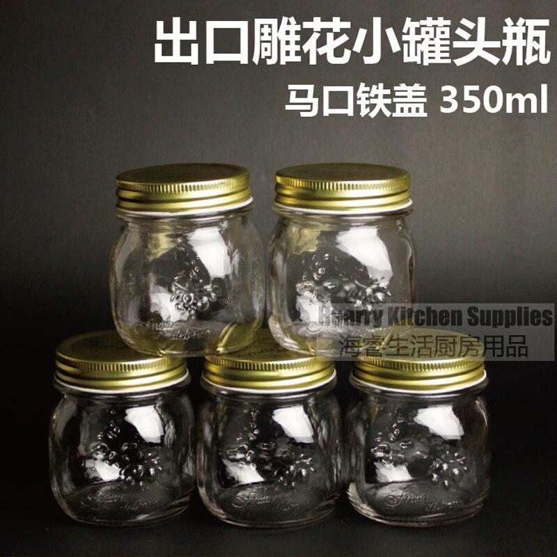 Бутылки и банки для хранения из Китая