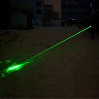 101G Green Laser Sight Outdoor Tactic Green Laser Sight Rifle LED Flash Rail Mount