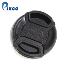 Centre Pinch Lens Cap 39mm Lens Cap For Canon for Nikon / Pentax / Olympus / Panasonic camera mcoplus 130 led video light photography lamp for canon nikon sony pentax panasonic samsung olympus dv camera camcorder vs cn 126