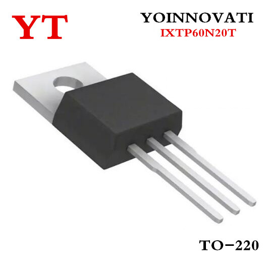 Free Shipping 10pcs/lot IXTP60N20T IXTP60N20  60N20 TO-220 IC Best Quality