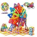 Игрушки 36 ШТ. Детские Игрушки Пластиковые Образовательные Магнитные Игрушки Блоки Самолет Робот Комплект Магнитного Строительные Блоки Модели Кирпич