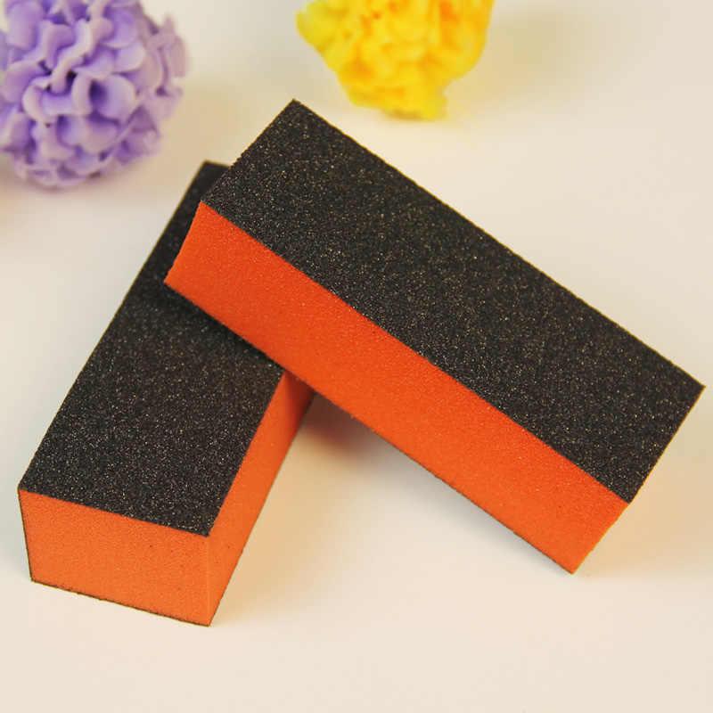 Liệu pháp ánh sáng công cụ làm móng tay đỏ đen cubes, miếng bọt biển móng tay làm móng tay và khuôn mặt Tẩy Tế Bào Chết nguồn cung cấp bán buôn