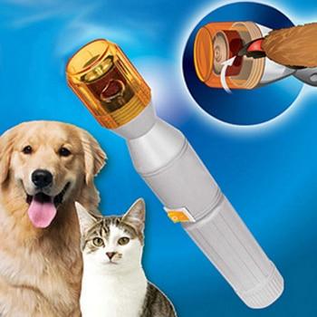 Cortaúñas eléctricas automáticas y rápidas para mascota