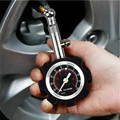 Alta Precisión Auto Car Motor Bike Neumático Manómetro de Aire preciso Control de Presión de Neumáticos hasta 100 PSI de Diagnóstico Del Vehículo herramienta