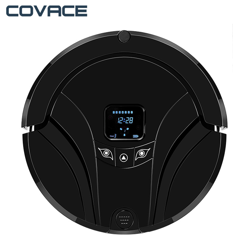 Original COVACE robot vacuum cleaner with Mopping and Sweeping WIFI APP Control Cleaning Robot liectroux x5s robotic vacuum cleaner wifi app control gyroscope navigation switchable water tank