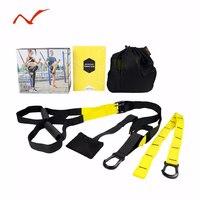 Fasce di resistenza Crossfit Sport Equipment Allenamento della Forza Attrezzature Per Il Fitness Primavera Ginnico Workout Home Gym Equipment