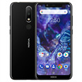 NOKIA X5 3GB RAM 32GB ROM Helio P60 MTK6771 2.0GHz Octa Core 5.86 Inch 2.5D Screen Dual Camera Android 8.1 4G LTE Smartphone
