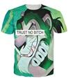 Confiar em Nenhuma Cadela Scar T-Shirt Rei Leão 3d impressão unisex mulheres homens verão camiseta de manga curta outwear encabeça tee