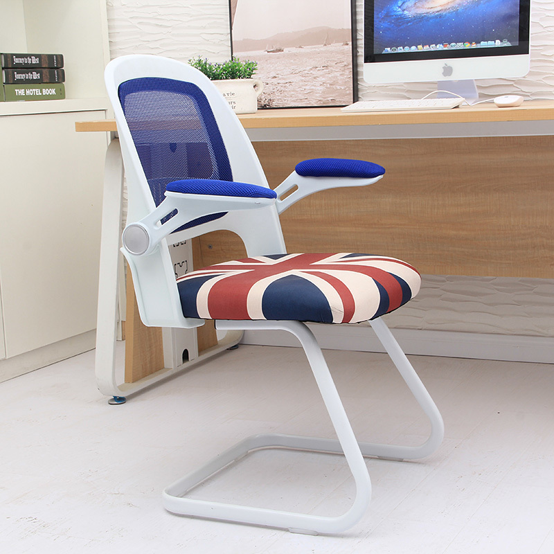 WL# 3911 Computer home nets, cloth bow type office chairs, casual fashion, modern simple staff, student chairs набор салатников gift n home modern 2 шт bow 305050g