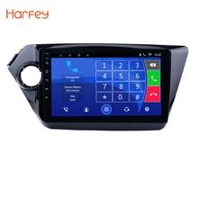 Harfey 2Din Android 6.0/7.1 9″Car Radio For 2011 2012 2013 2014 2015 KIA K2 RIO Touchscreen GPS Navigation Multimedia Player