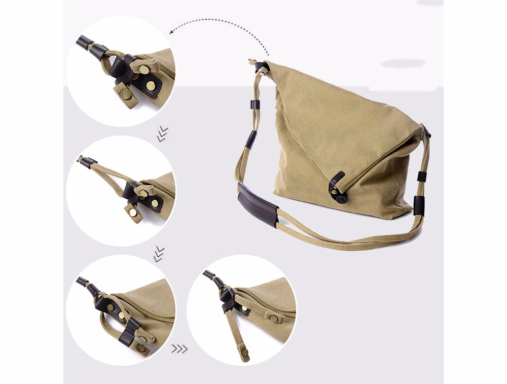 Vintage Canvas Shoulder Bag European And American Style Casual Unisex Handbag Men Women Retro Large Capacity Messenger Bags TTOU (3)