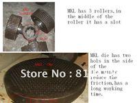 MKL395 spare parts roller and die of pellet mill/pellet press/pellet making machine
