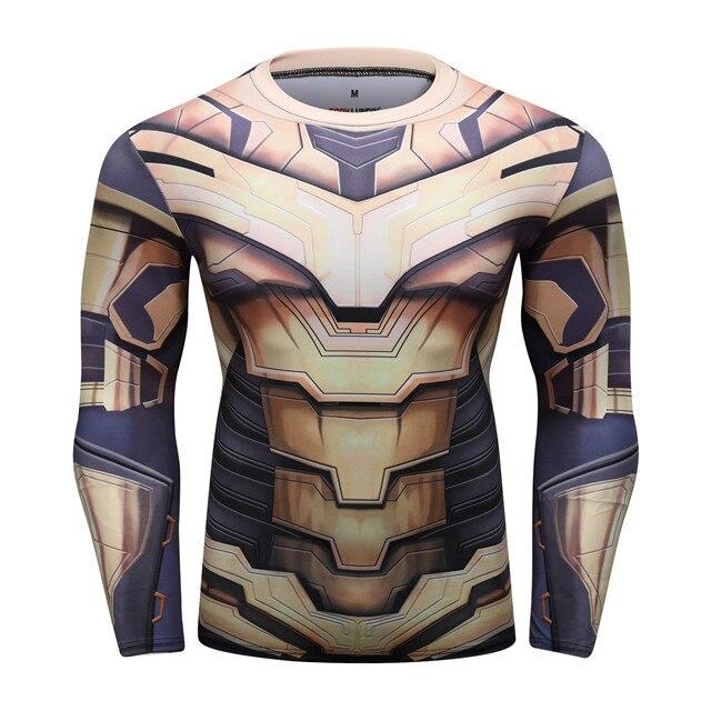 Thanos 3D Printed T Shirts...
