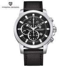 Relojes Hombres Lujo de la Marca Top Deporte Pagani Diseño de Cuarzo Multifunción Reloj de Los Hombres Reloj Militar Del Relogio masculino 2686