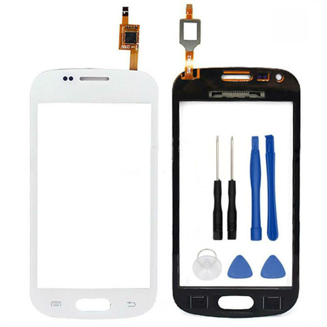 For Samsung Galaxy Trend S7560 S Duos S7562 GT-S7562 7562 7560 Touch Screen Sensor Panel Digitizer LCD Display Front Glass Lens