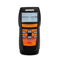 Original OBD2 Code Reader Memoscan U600 Professional Auto Car Diagnostic Tool CAN BUS U600 OBDII Scanner Online Upgrade