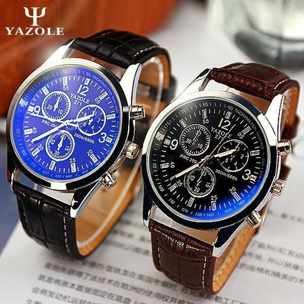 a luxury watch man casual watches relogio military leather clock sports brand quartz wrist date review write mens men masculino curren s