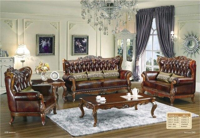 2017 vente nouveau fauteuil canapés pour salon de luxe euro classique canapé ensemble avec thé table