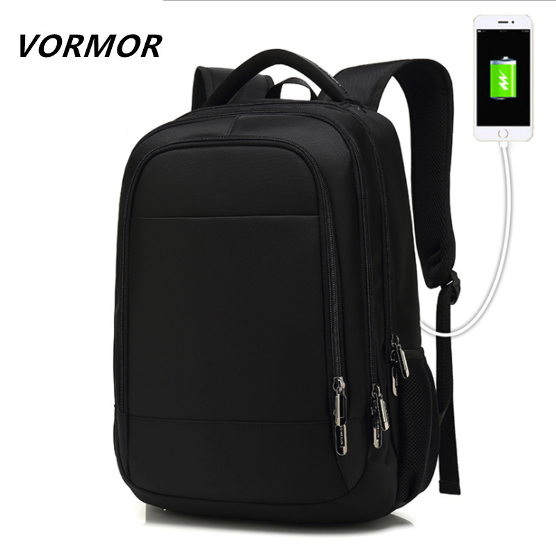 2018 VORMOR Brand waterproof 15.6inch laptop backpack men backpacks for teenage girls travel backpack bag women male augur 2018 brand men backpack waterproof 15inch laptop back teenage college dayback larger capacity travel bag pack for male