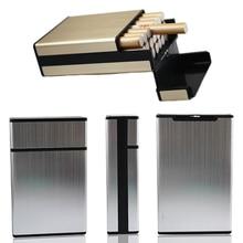 Gift-Box Pipe Metal Personality Creative Slim Aluminum New-Fashion