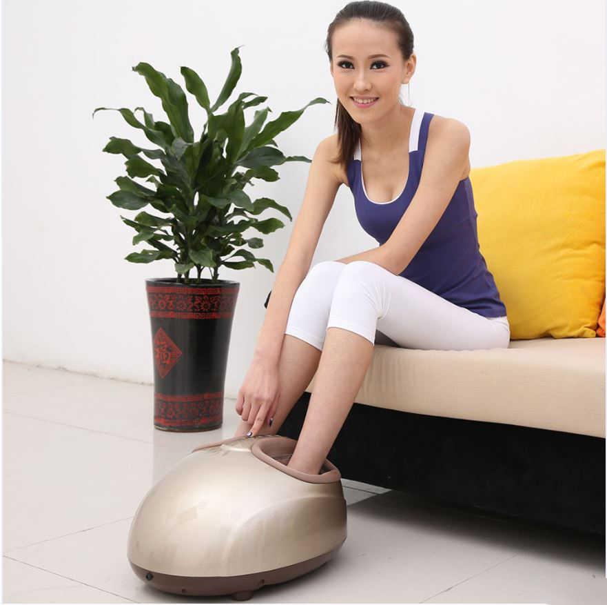 Casa coprire completamente la stazione termale del piede massaggio ai piedi massaggio, pedicure piede apparecchi di riscaldamento