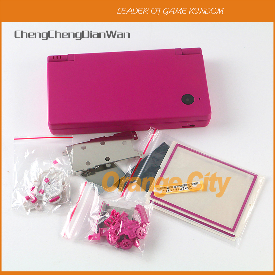 For Nintendo DSI For NDSI Retro Game Console Repair DIY Housing Cover Shell With Full Parts
