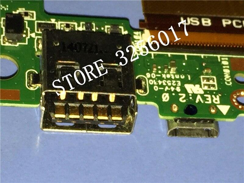 Купить с кэшбэком Original NEW T06G T11G USB BOARD FOR DELL FOR VENUE 11 PRO 5130 MLD-DB-USB 8M15C 08M15C cn-08m15c 100% Work Perfectly