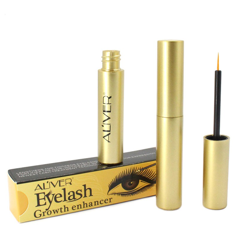 Eyelash Growth Treatments Liquid Serum Enhancer Eye Lash Longer Thicker Eyelash Extension Liquid in Eyelash Growth Treatments from Beauty Health