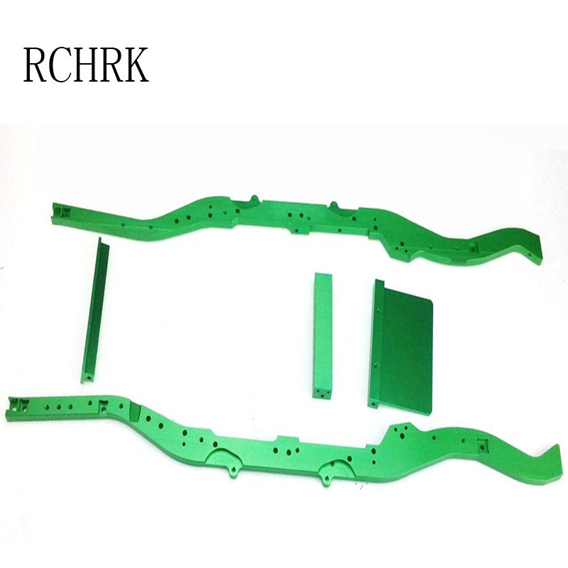RC4WD model climbing off-road Gelande II D90 single chassis frame beam