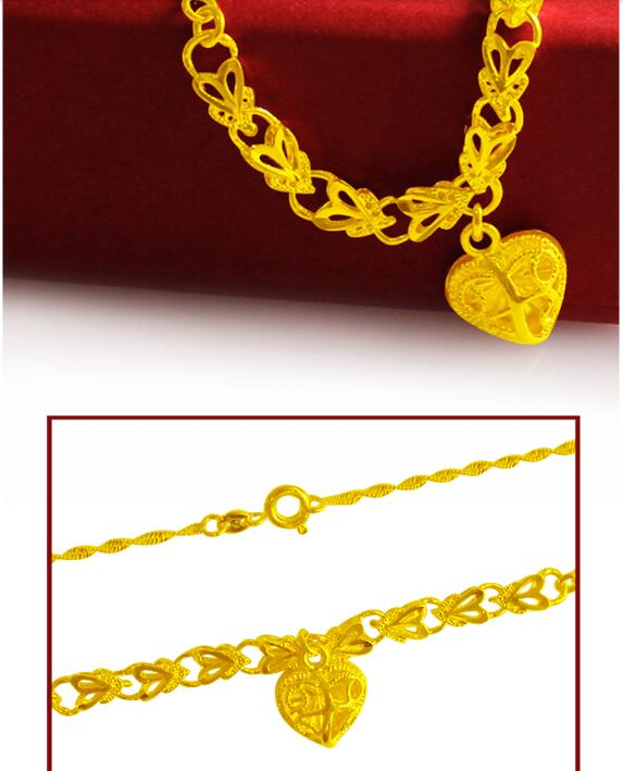 Charming Female Clavicle Chain Pendant Set Chain Necklace bone pendant chain necklace