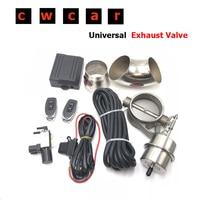 Exhaust Control Ventil AUSSCHNITT Mit Vakuum Antrieb mit Wireless Remote Controller