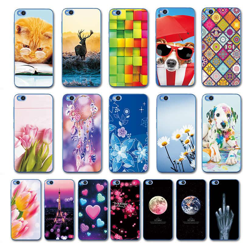 Pour Redmi MiA1 MiA2 coques motif coeur pour Redmi Go S2 couverture arrière Fundas pour Xiaomi MiA2 Lite Pocophone F1 coque téléphone Poco F1